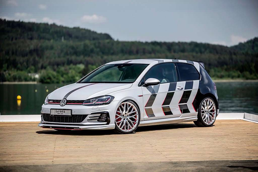 Концепт Volkswagen Golf GTI Next Level