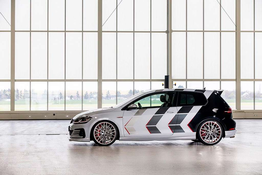 Volkswagen Golf GTI Next Level от стажеров