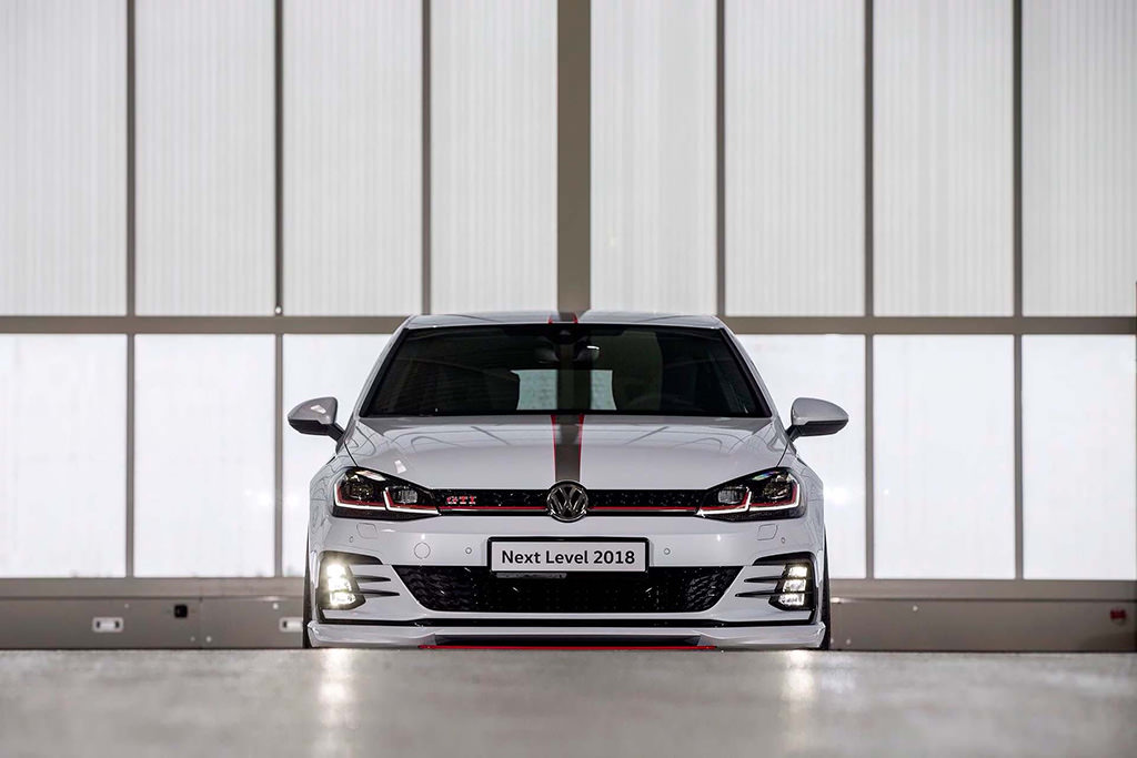 Хэтчбек Volkswagen Golf GTI Next Level