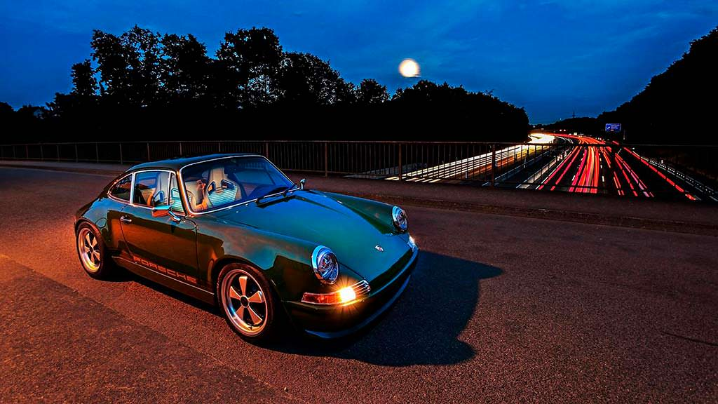 Porsche 911 964 Carrera 2 The Speed Irishman