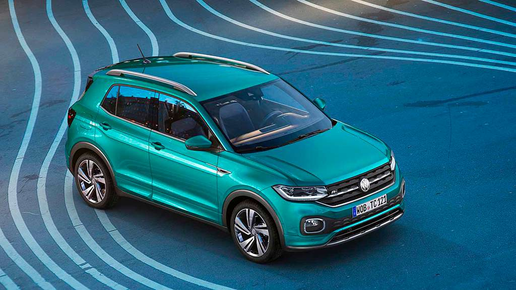 Polo-кроссовер Volkswagen T-Cross