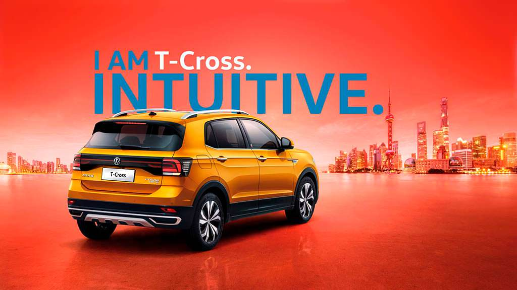 Volkswagen T-Cross для Китая