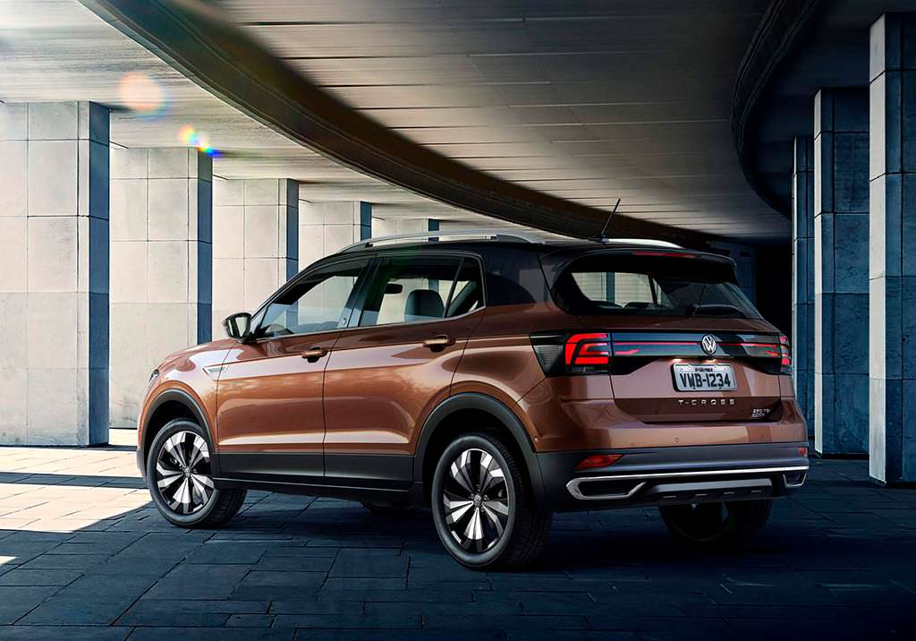 Латиноамериканский Volkswagen T-Cross