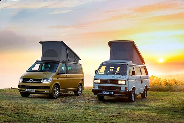 Кемпер Volkswagen California 30 Years Special Edition