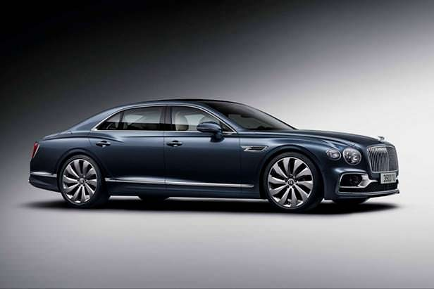Новый лимузин Bentley Flying Spur 2020